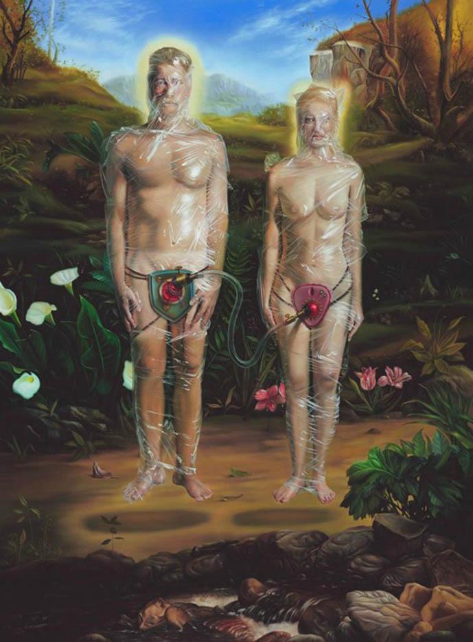 """Дэвид Бауэрс (David Bowers) """"Untitled - 26"""""""