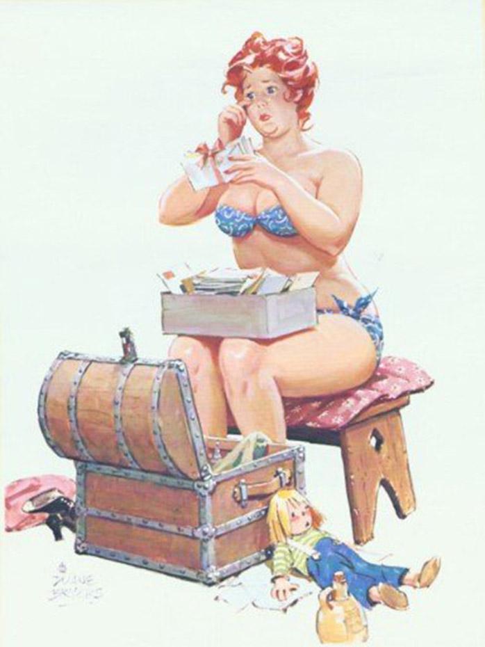 Дуэйн Брайерс (Duane Bryers), Хильда (Hilda) - 106