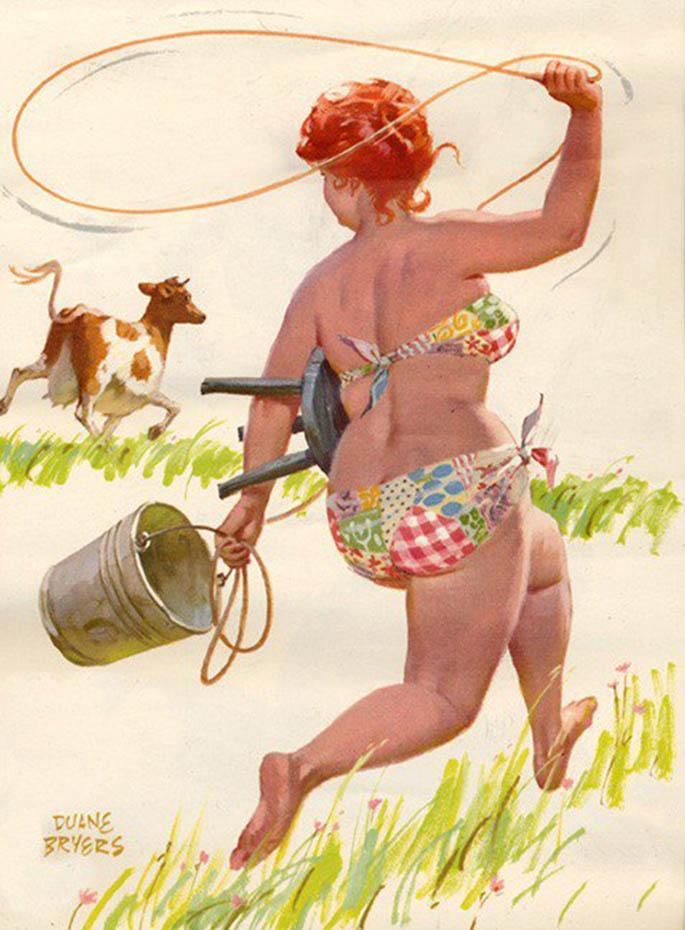 Дуэйн Брайерс (Duane Bryers), Хильда (Hilda) - 5
