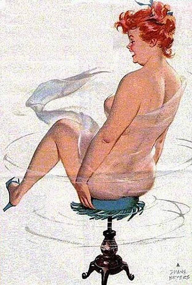 Дуэйн Брайерс (Duane Bryers), Хильда (Hilda) - 67