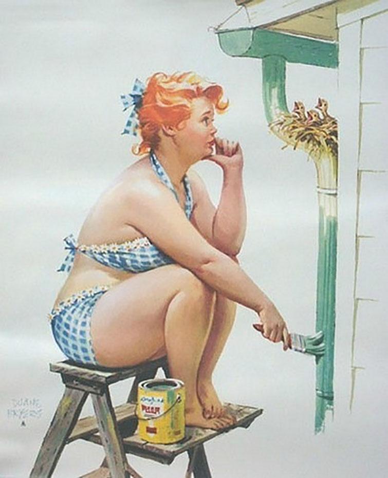 Дуэйн Брайерс (Duane Bryers), Хильда (Hilda) - 93