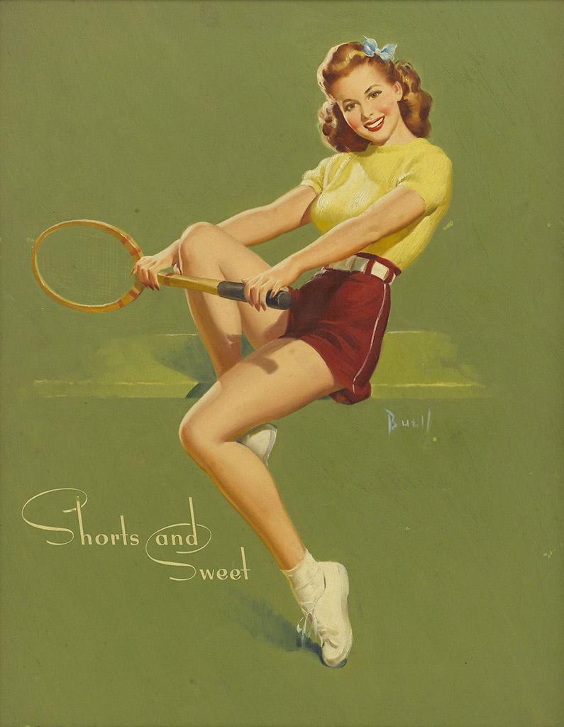 Альфред Лесли Буэлл (Al Buell), Shorts And Sweet