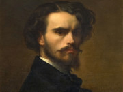 "Александр Кабанель (Alexandre Cabanel) ""Self - Portrait"""