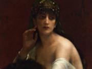 "Александр Кабанель (Alexandre Cabanel) ""Samson and Delilah"""
