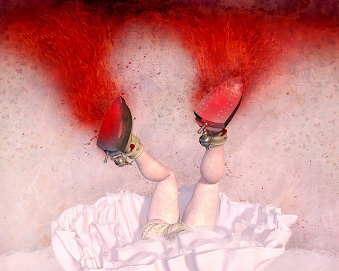 "Рэй Цезарь (Ray Caesar) ""Iron Shoes"""