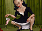 "Рэй Цезарь (Ray Caesar) ""Digital Art - 42"""