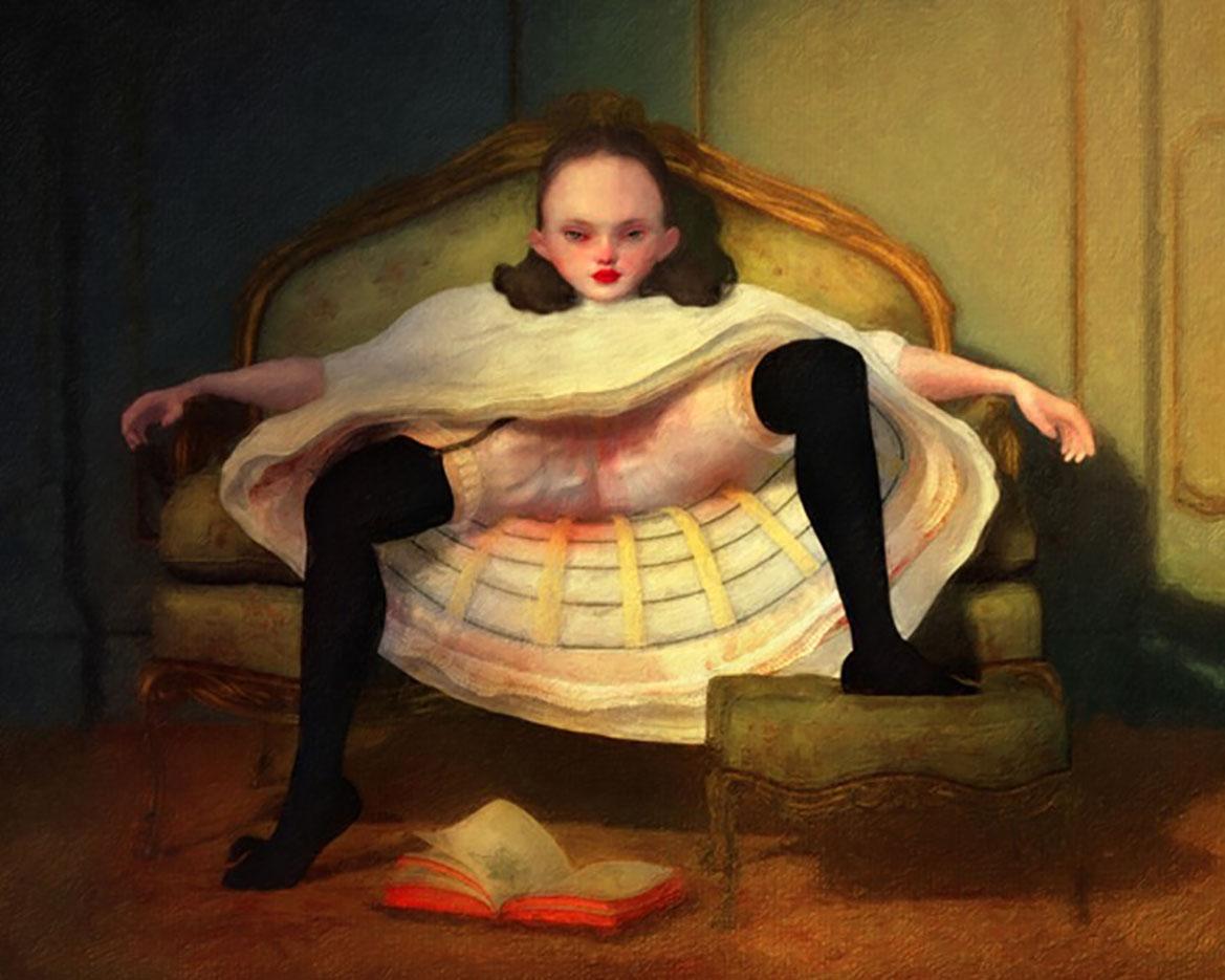 "Рэй Цезарь (Ray Caesar) ""Digital Art - 45"""
