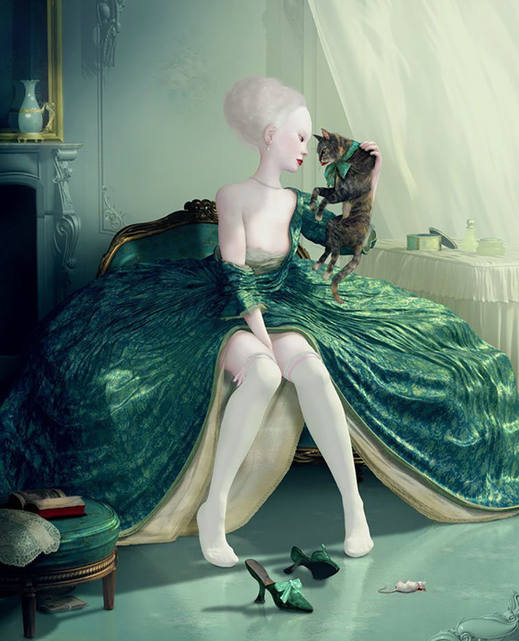 "Рэй Цезарь (Ray Caesar) ""French Kiss"""