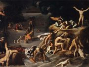 "Агостино Карраччи (Agostino Carracci) ""The Flood"""