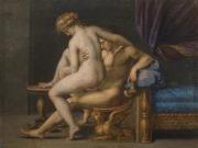 "Агостино Карраччи (Agostino Carracci) ""Nuditet med mand og kvinde"""