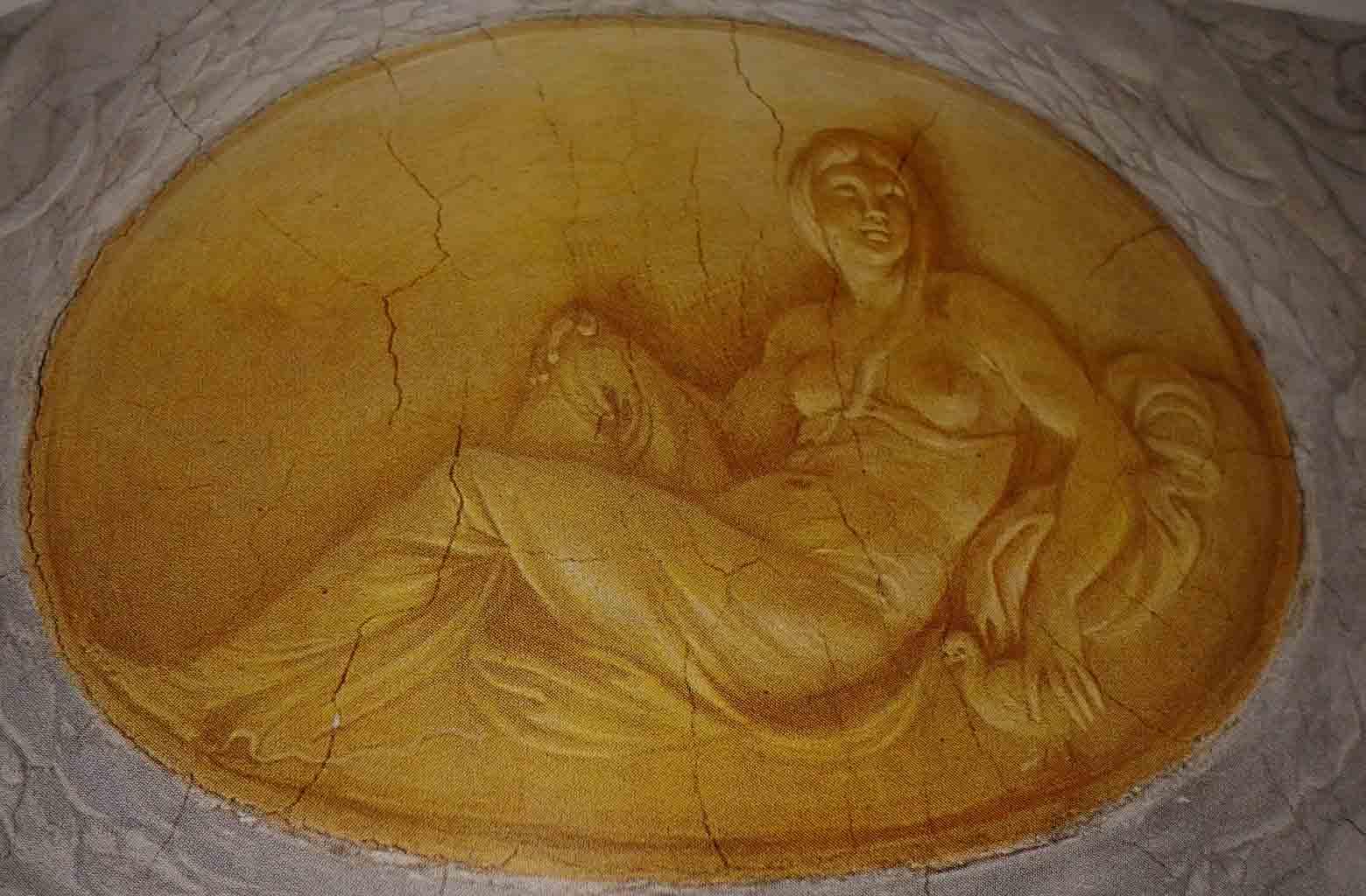 "Аннибале Карраччи (Annibale Carracci) ""The Cardinal Odoardo Farnese Virtues"""
