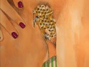 """Фрида Кастелли (Frida Castelli) """"Mi manca il miele dei nostri incontri, quando colava senza fretta dal cuore al pavimento"""""""