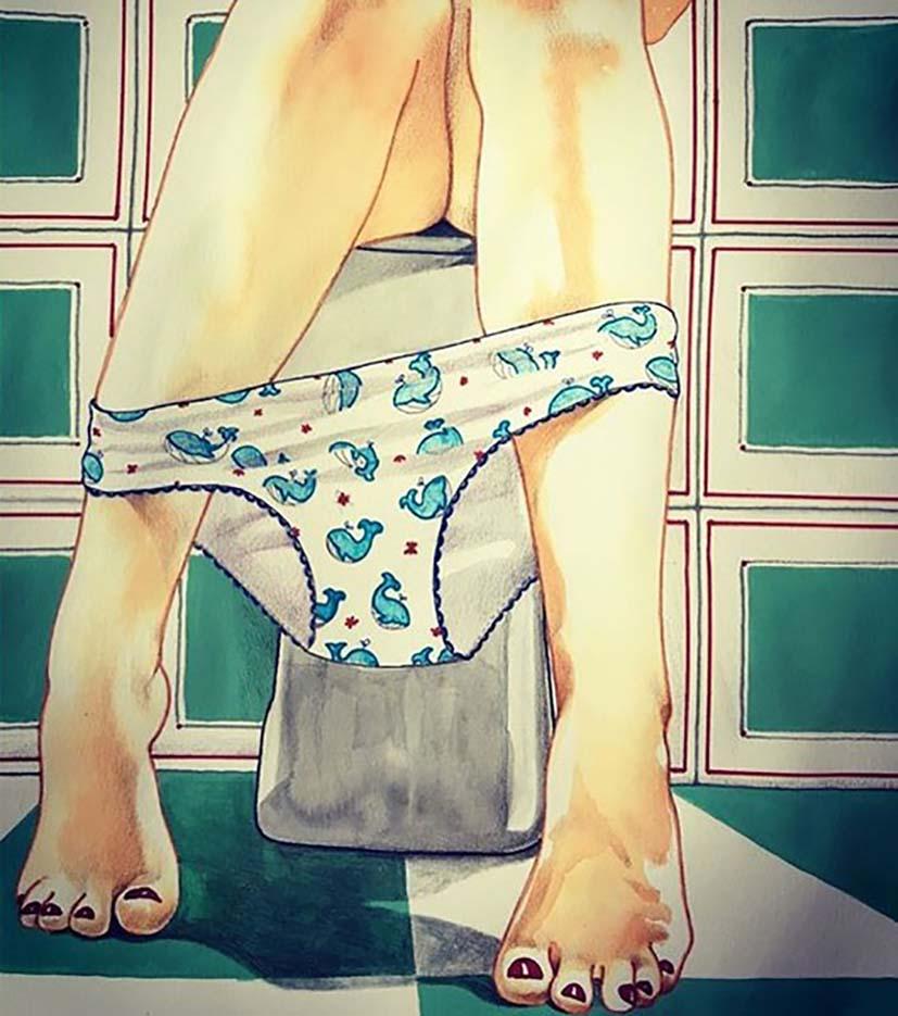 """Фрида Кастелли (Frida Castelli) """"Mi manchi che ho il cuore a manovella e le ossa rotte"""""""