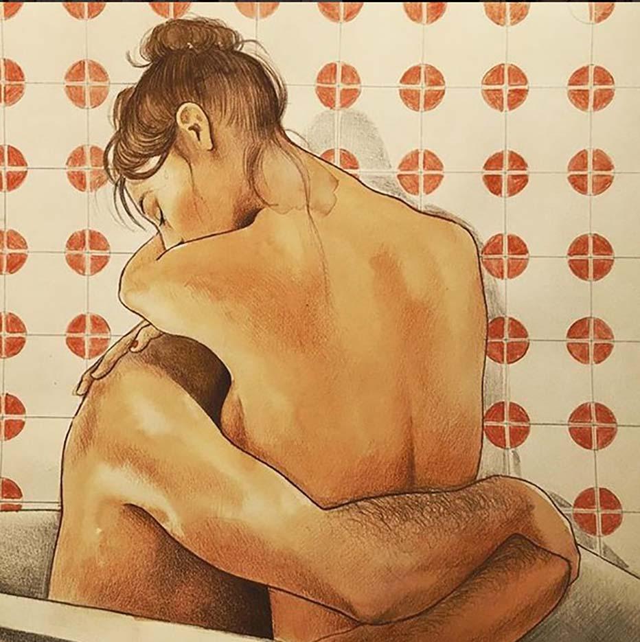 "Фрида Кастелли (Frida Castelli) ""I mesi senza di te"""