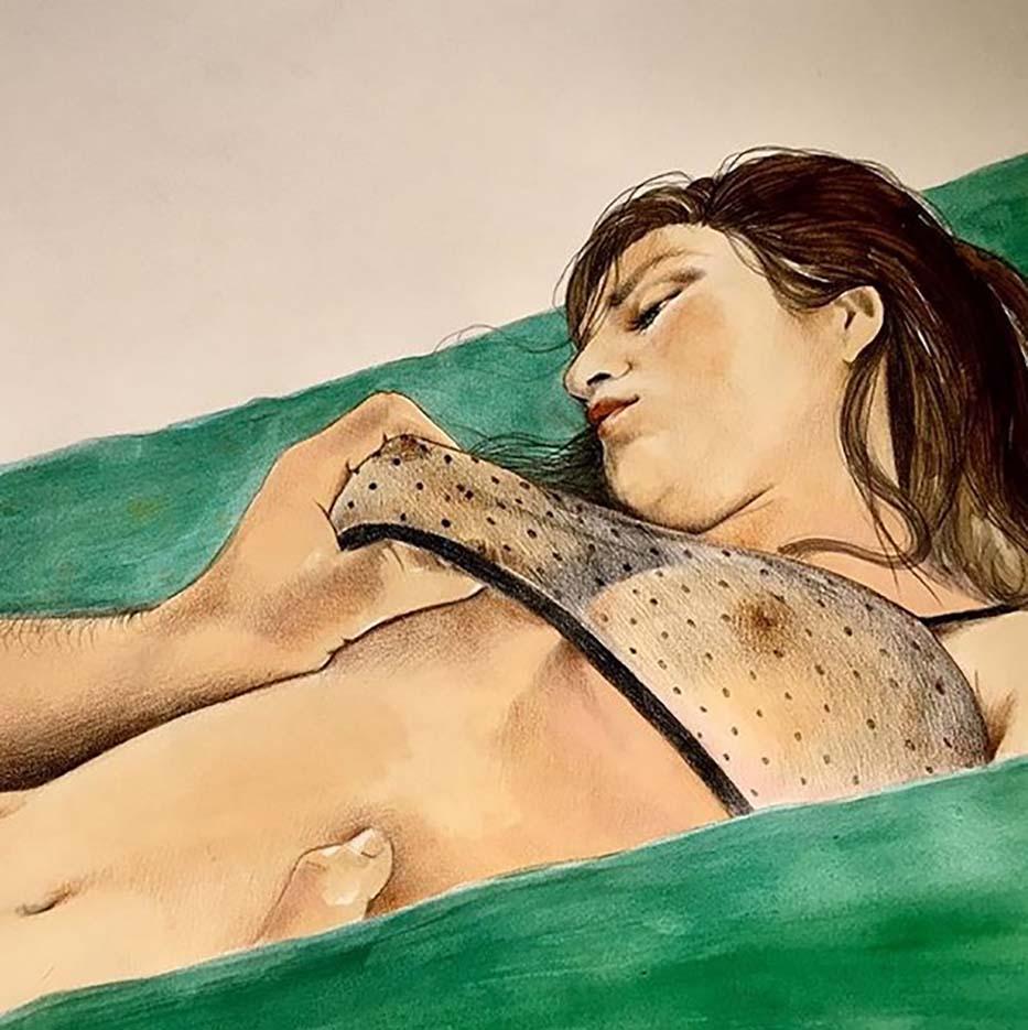 "Фрида Кастелли (Frida Castelli) ""La quarta dimensione"""