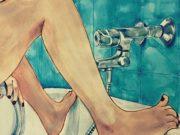 """Фрида Кастелли (Frida Castelli) """"Finira tutto nello scarico di un lavandino insieme ai miei capelli, ai baci"""""""