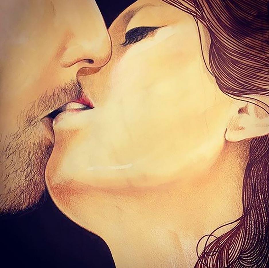 "Фрида Кастелли (Frida Castelli) ""Ti pulirei la bocca dagli altri baci"""