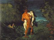 """Поль Сезанн (Paul Cezanne), """"Похищение"""""""