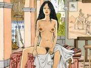 Жан-Франсуа Шарле (Дж. Ф. Чарльз) (Jean-Francois Charles), Erotic Picture — 39
