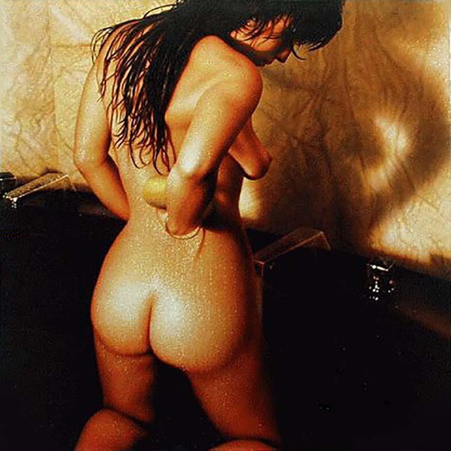Хило Чен (Hilo Chen), Девушка в ванной