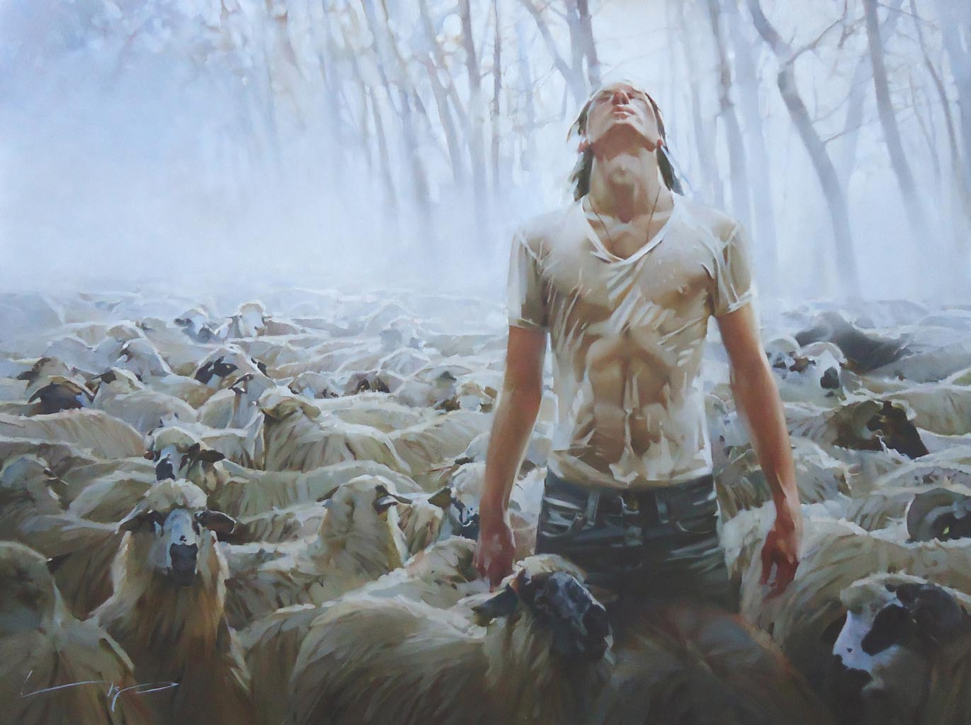 "Алексей Чернигин (Alex Chernigin) ""Shepherd"""