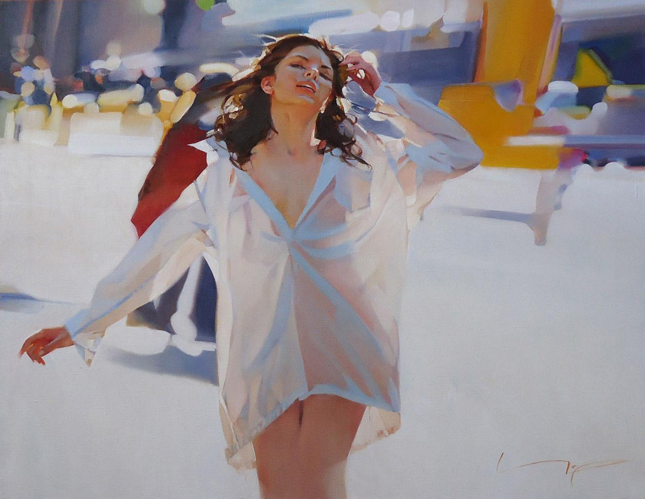 "Алексей Чернигин (Alex Chernigin) ""Spring (3)"""