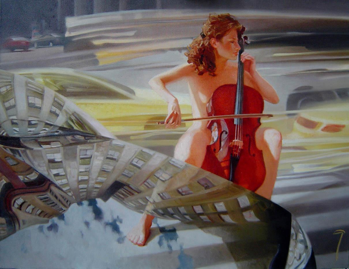 "Алексей Чернигин (Alex Chernigin) ""Musuc Of The Streets"""