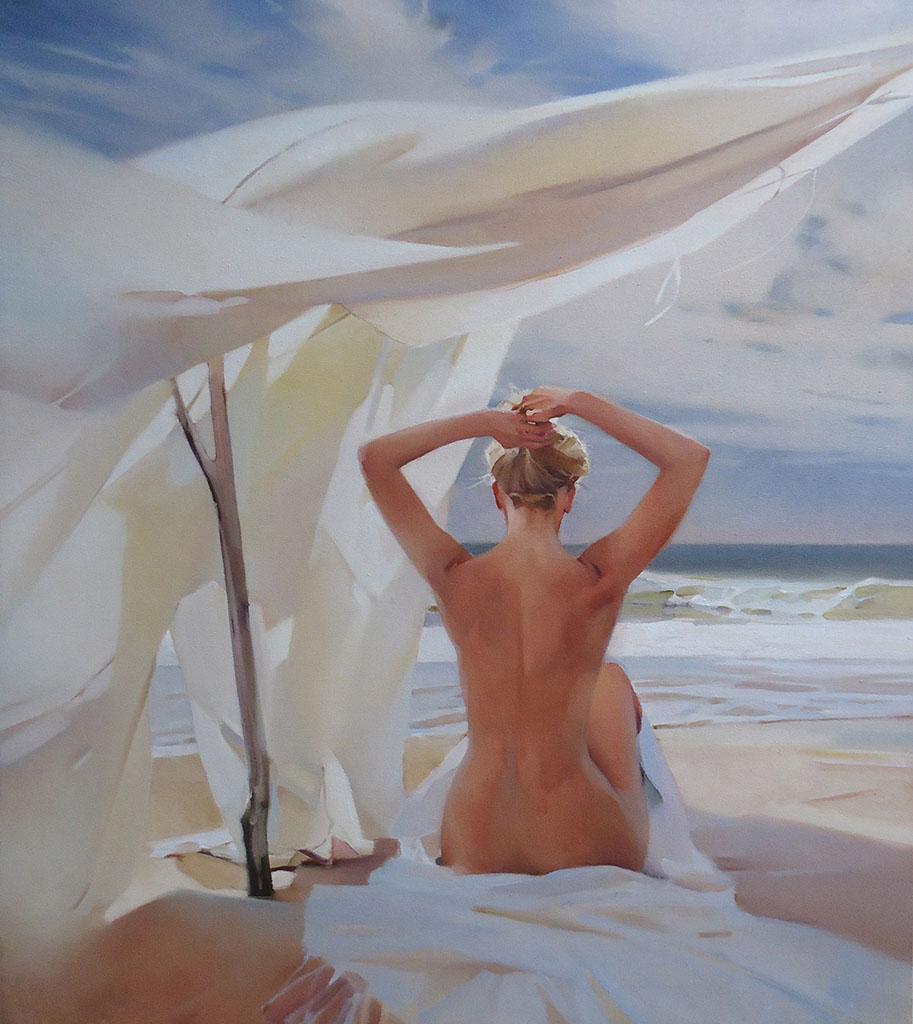 "Алексей Чернигин (Alex Chernigin) ""Beach In Normandy"""