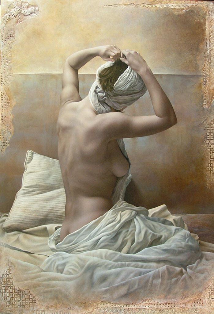 "Паскаль Чове (Pascal Chove) ""Avant la pose"""