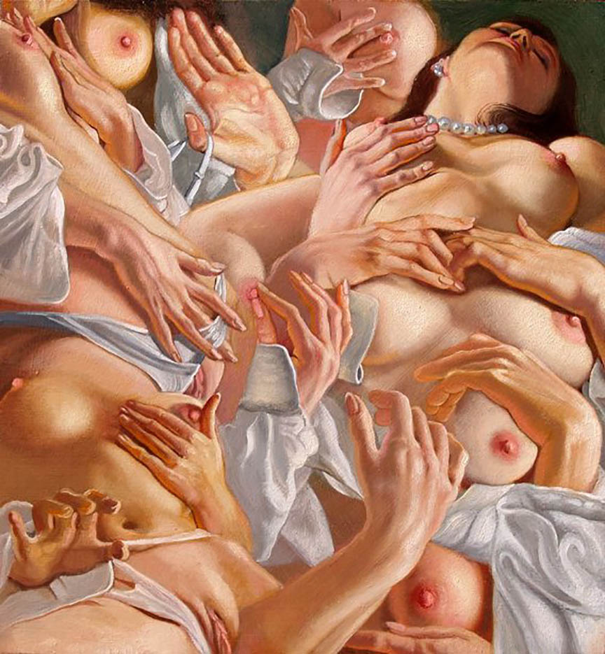 "Энтони Кристиан (Anthony Christian) ""Erotic Hands"""