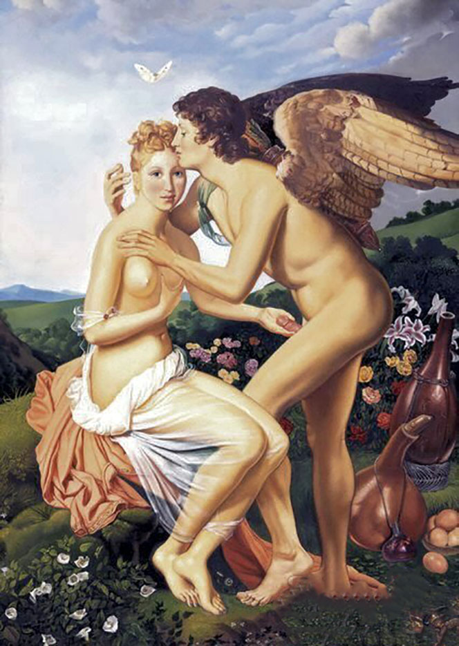 "Энтони Кристиан (Anthony Christian) ""Psyche And Her Beau"""