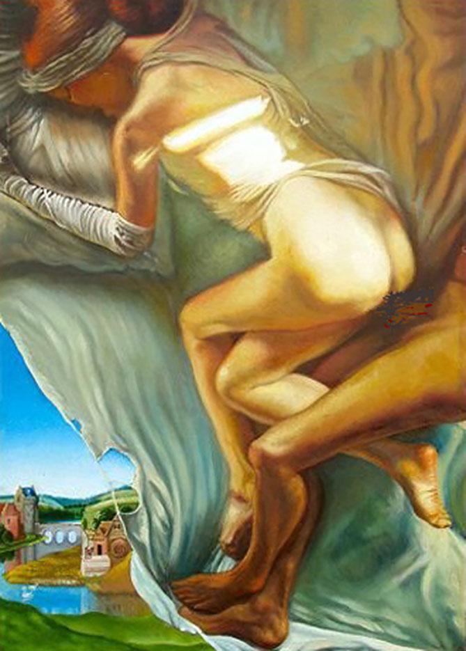 Christian erotic sex