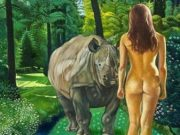 "Энтони Кристиан (Anthony Christian) ""Ruby And The Rhino"""