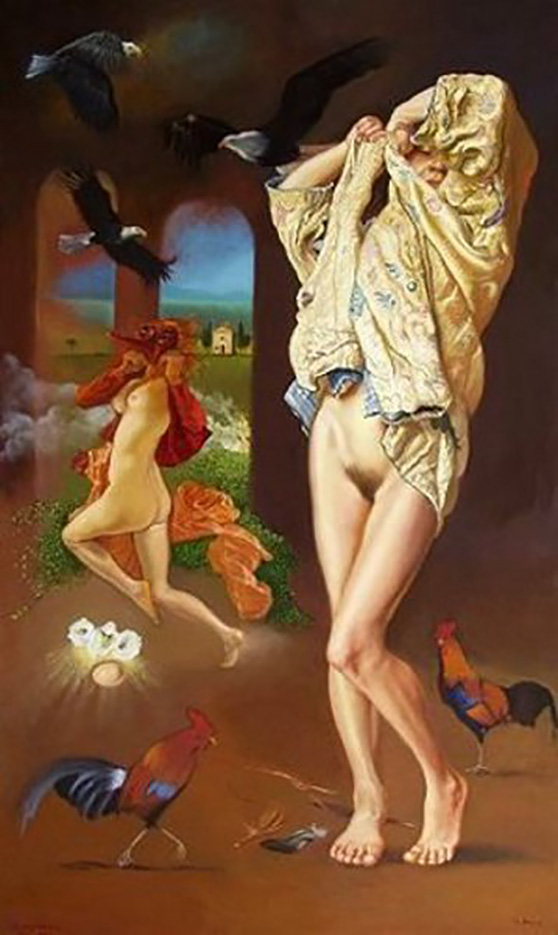 """Энтони Кристиан (Anthony Christian) """"The Birth Of The Lilly And The Egg"""""""