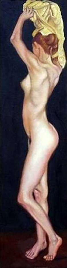 "Энтони Кристиан (Anthony Christian) ""Tiny Nude"""