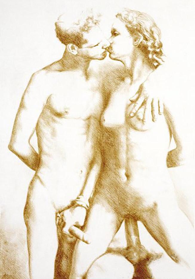 """Энтони Кристиан (Anthony Christian) """"The Kiss"""""""