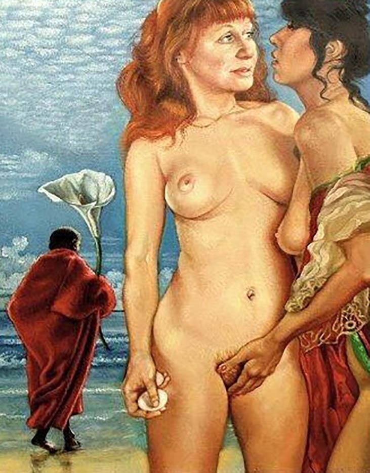 "Энтони Кристиан (Anthony Christian) ""Untitled Art"""
