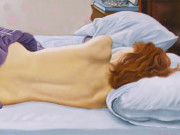 "Энтони Кристиан (Anthony Christian) ""Fanny Sleeping Backview"""