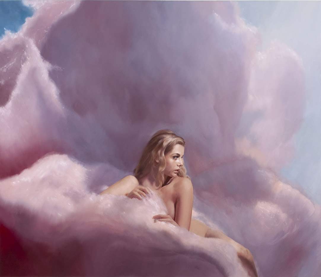 Уилл Коттон (Will Cotton), Candy Clouds (Hannah)