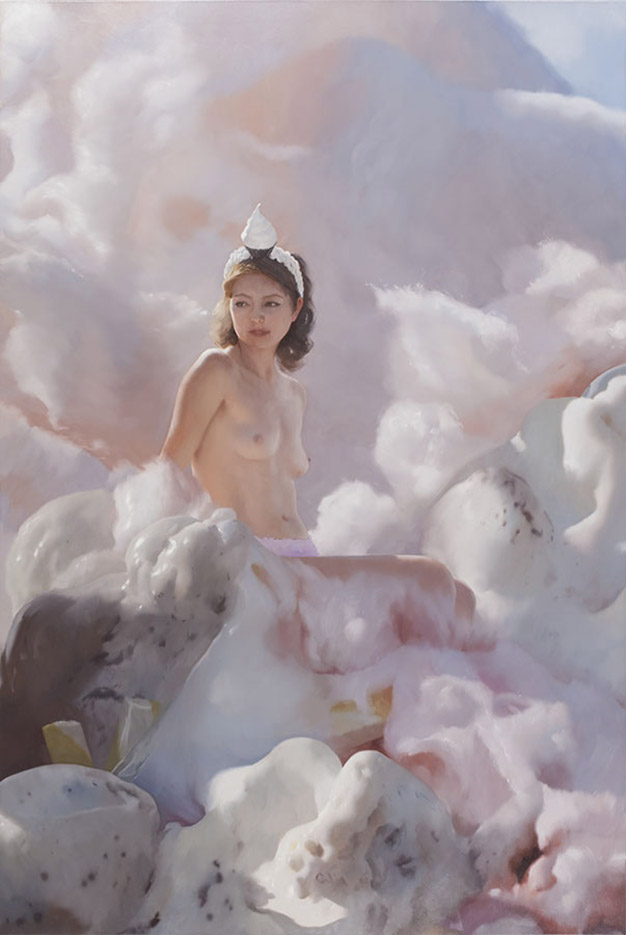 Уилл Коттон (Will Cotton), Fairy Floss