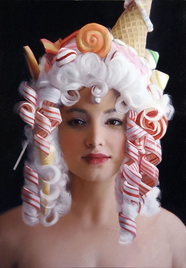 Уилл Коттон (Will Cotton), Candy Curls