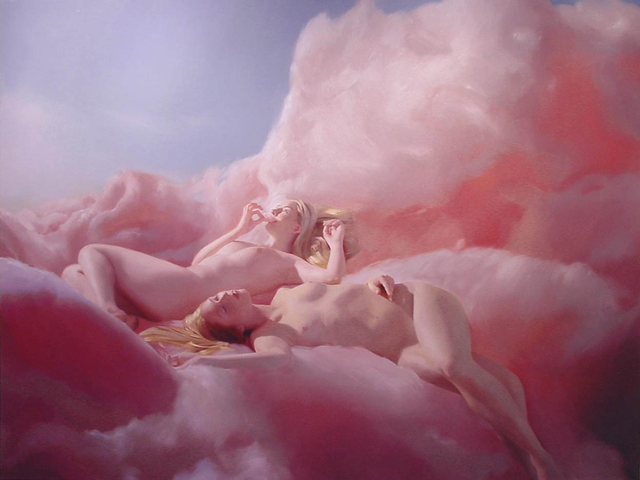 Уилл Коттон (Will Cotton), Candy Clouds
