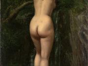 """Гюстав Курбе (Gustave Courbet), """"Источник"""""""