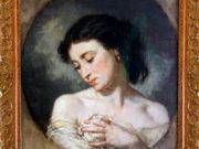 Тома Кутюр (Thomas Couture), Женский портрет