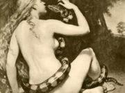 "Кеньон Кокс (Kenyon Cox) ""Lilith"""