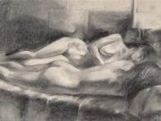 "Джон Каррен (John Currin) ""Female Nudes"""
