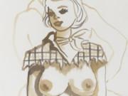 """Джон Каррен (John Currin) """"The breasts"""""""