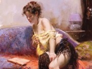 "Пино Даени (Pino Daeni) ""After Midnight"""