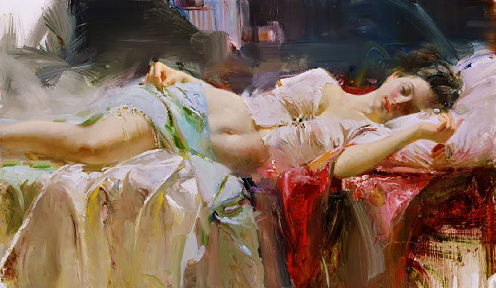 "Пино Даени (Pino Daeni) ""Everlasting Beauty"""