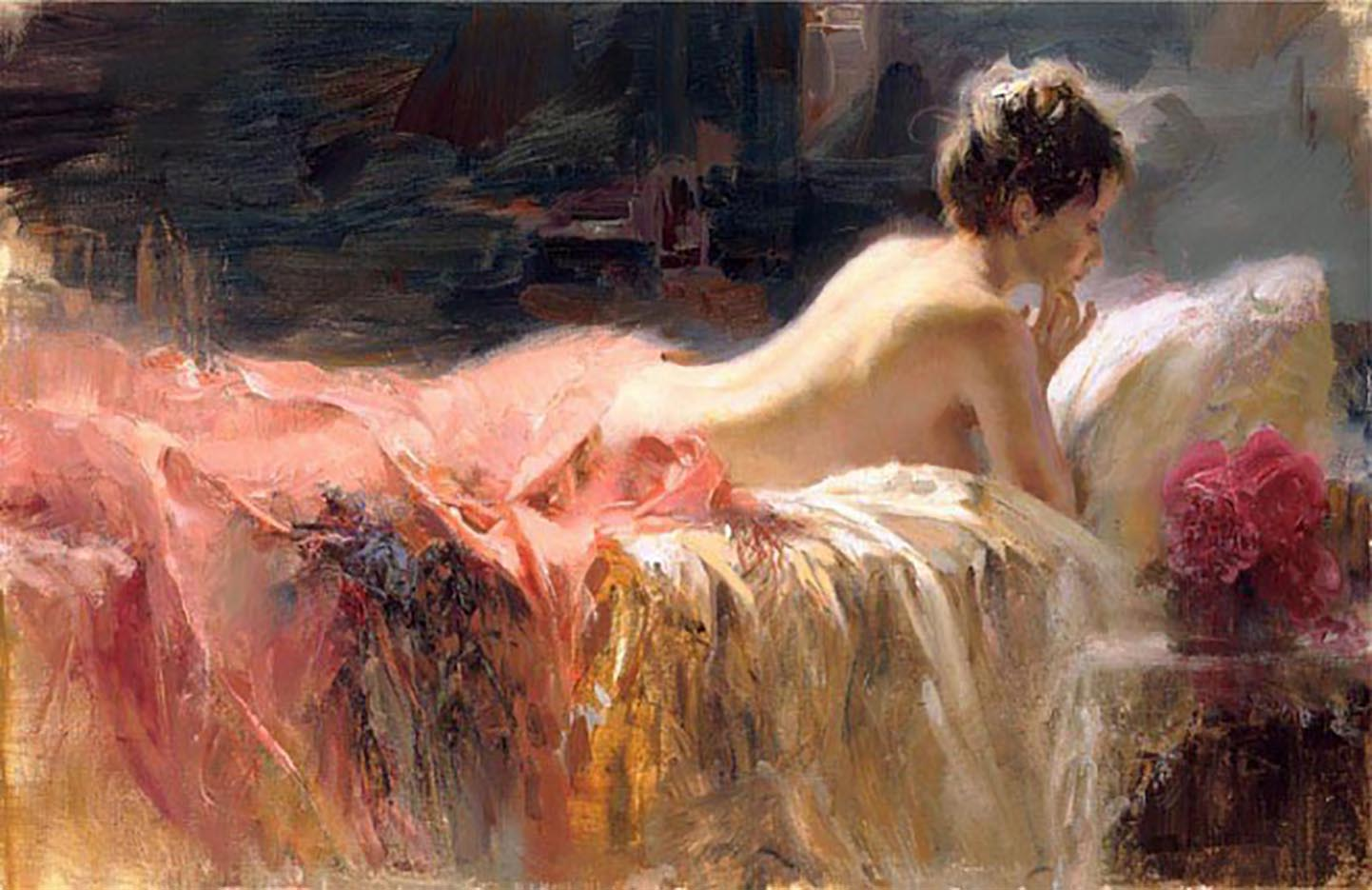 "Пино Даени (Pino Daeni) ""Solf Light"""
